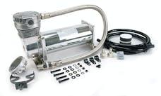 VIAIR 46043 460C Chrome Compressor Kit  3/8in Port 100% Duty / Sealed