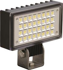 "Vision X 4001824 3.4"" X 1.9"" Utility Flood Black 32 LEDs"