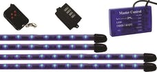 Vision X 4005020 Flexible LED Under Car Kit Blue