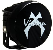 Vision X 9889580 Optimus Round Series PCV Protective Cover Black Out