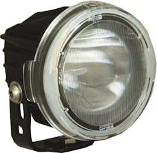 Vision X 9890913 Optimus Round Series PCV protective Cover Elliptical Beam