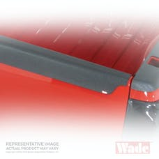Wade Automotive 72-01161 Tailgate & Front Caps Black