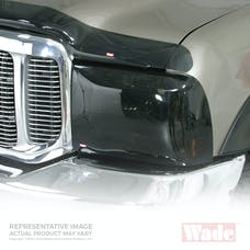 Wade Automotive 72-31255 Head Light Covers Clear