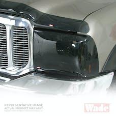 Wade Automotive 72-31272 Head Light Covers Smoke