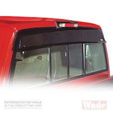 Wade Automotive 72-36112 Wind Deflectors  - Cab Guards Smoke