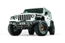WARN 101335 Winch Ready Elite Series Full Width Front Bumper