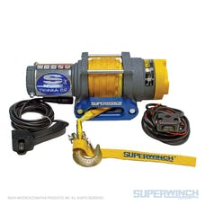 WESTiN Automotive 1125230 Terra 25SR Winch
