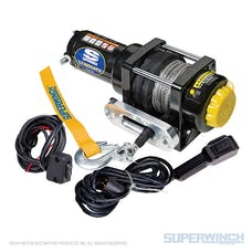 WESTiN Automotive 1140230 LT4000 Winch Synthetic