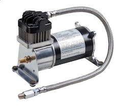 Wolo Manufacturing Corp. 840 TURBO COMPRESSOR & EXTEND TANK
