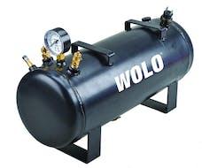Wolo Manufacturing Corp. 858-RT High Pressure Air Tank - 2.5 Gallon Heavy-Duty Steel Tank
