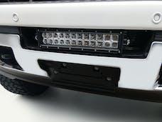 ZROADZ LED Lighting Solutions Z322111 ZROADZ Front Bumper Center LED Bracket