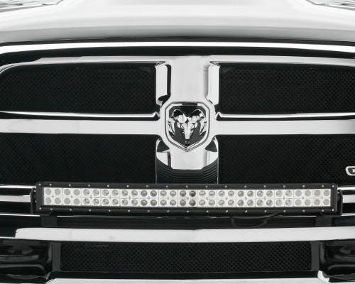 ZROADZ Z329512 Black Front Bumper