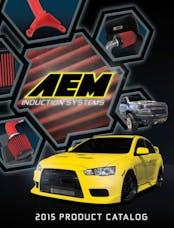 AEM Induction Systems 01-2015 Catalog, AEM 2015