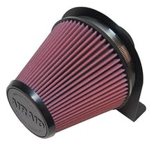 AIRAID 100-201 Universal Air Filter with Mount