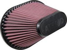 """AIRAID 720-484 Universal Air Filter; Cone 6"""""""