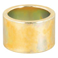 """CURT 21201 Reducer Bushing (From 1-1/4"""" to 1"""" Shank, Packaged)"""