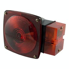 CURT 53452 Submersible Combination Trailer Light (Passenger Side)