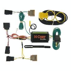 CURT 55050 Custom Wiring Harness (4-Way Flat Output)