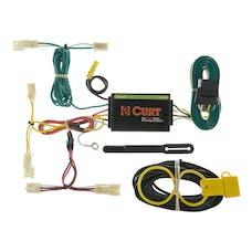 CURT 55057 Custom Wiring Harness (4-Way Flat Output)