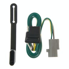 CURT 55246 Custom Wiring Connector (4-Way Flat Output)