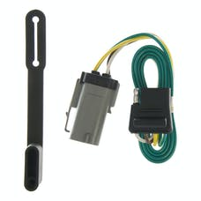 CURT 55247 Custom Wiring Connector (4-Way Flat Output)
