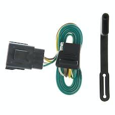 CURT 55251 Custom Wiring Connector (4-Way Flat Output)