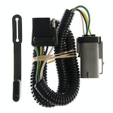 CURT 55265 Custom Wiring Connector (4-Way Flat Output)