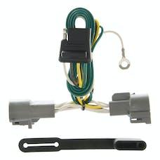 CURT 55302 Custom Wiring Harness (4-Way Flat Output)