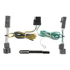 CURT 55303 Custom Wiring Harness (4-Way Flat Output)