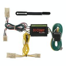 CURT 55307 Custom Wiring Harness (4-Way Flat Output)