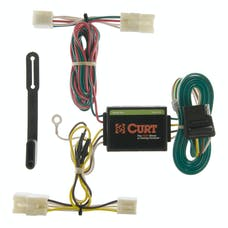 CURT 55310 Custom Wiring Harness (4-Way Flat Output)