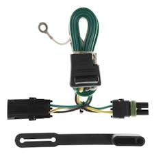 CURT 55312 Custom Wiring Harness (4-Way Flat Output)