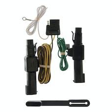 CURT 55317 Custom Wiring Harness (4-Way Flat Output)