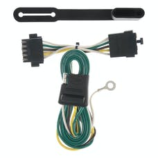 CURT 55318 Custom Wiring Harness (4-Way Flat Output)