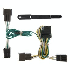 CURT 55327 Custom Wiring Harness (4-Way Flat Output)