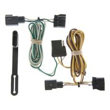 CURT 55329 Custom Wiring Harness (4-Way Flat Output)