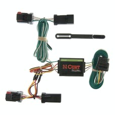 CURT 55334 Custom Wiring Harness (4-Way Flat Output)