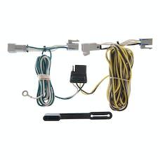 CURT 55337 Custom Wiring Harness (4-Way Flat Output)