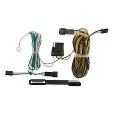 CURT 55338 Custom Wiring Harness (4-Way Flat Output)