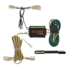 CURT 55341 Custom Wiring Harness (4-Way Flat Output)