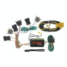 CURT 55345 Custom Wiring Harness (4-Way Flat Output)