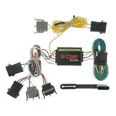 CURT 55346 Custom Wiring Harness (4-Way Flat Output)