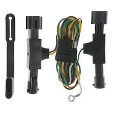 CURT 55350 Custom Wiring Harness (4-Way Flat Output)