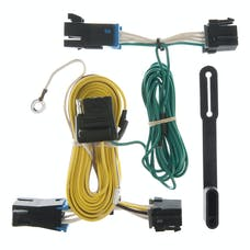 CURT 55352 Custom Wiring Harness (4-Way Flat Output)