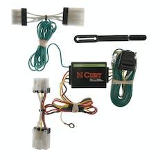 CURT 55353 Custom Wiring Harness (4-Way Flat Output)