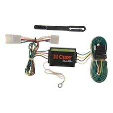 CURT 55354 Custom Wiring Harness (4-Way Flat Output)