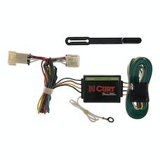 CURT 55355 Custom Wiring Harness (4-Way Flat Output)