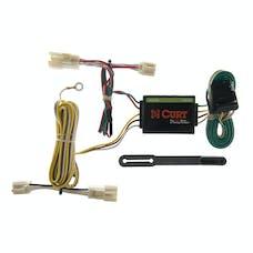 CURT 55358 Custom Wiring Harness (4-Way Flat Output)