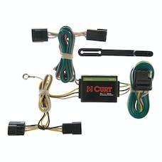 CURT 55360 Custom Wiring Harness (4-Way Flat Output)