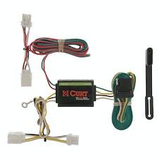 CURT 55361 Custom Wiring Harness (4-Way Flat Output)